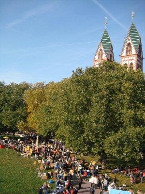Fest im Park