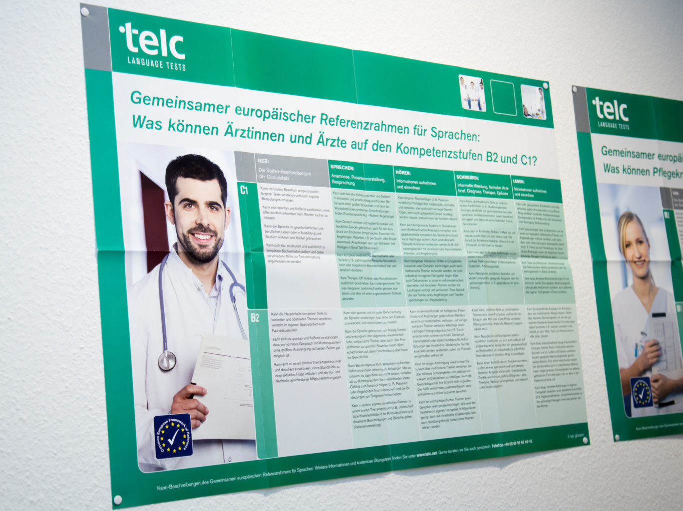 German Courses Regular Integration And Medical German Isd